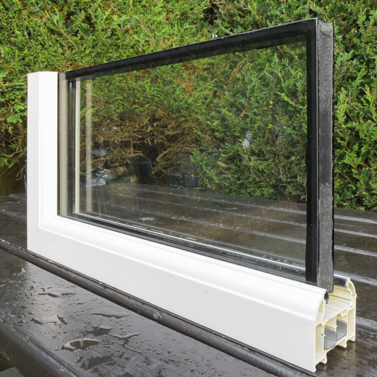 insulated double glazing
